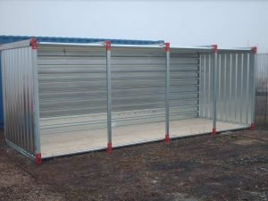 6m Flat Pack Universal Shed